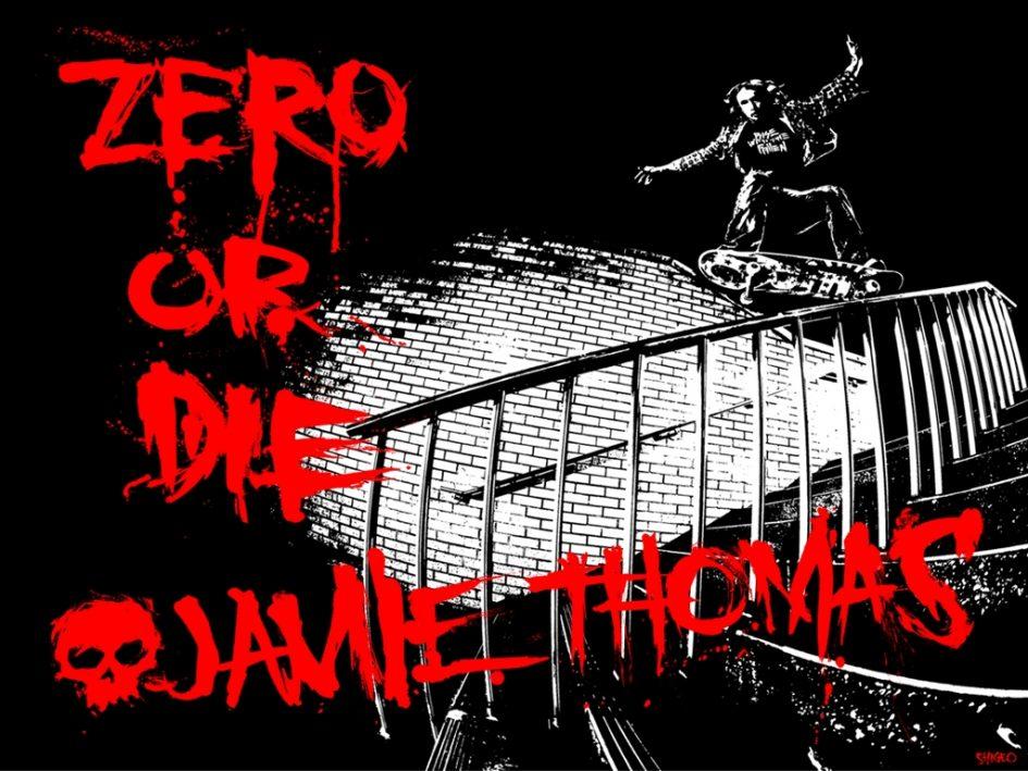 Zero Skateboard Chez Transworld