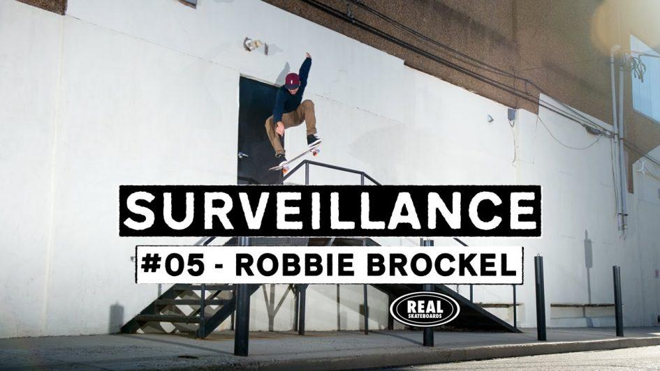 Robbie Brockel sous Surveillance