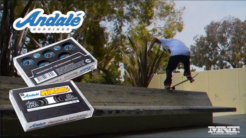 Tiago Lemos Mix Tape | Andalé Bearings
