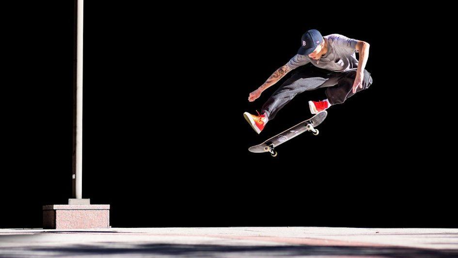 April Skateboards' «DIEGO» Video