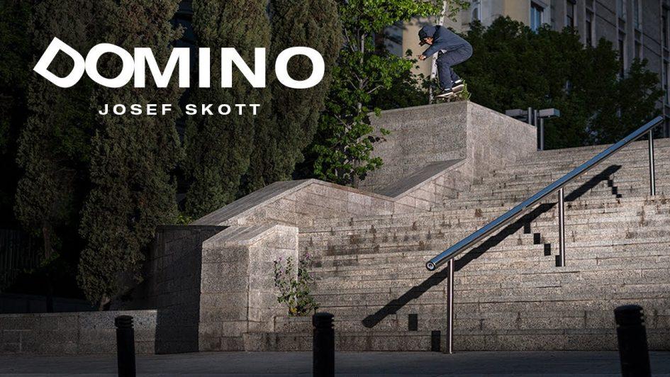 Josef Skott in DC's «Domino»
