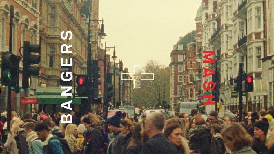 «Bangers & Mash» | Girl Skateboards X Kodak in London