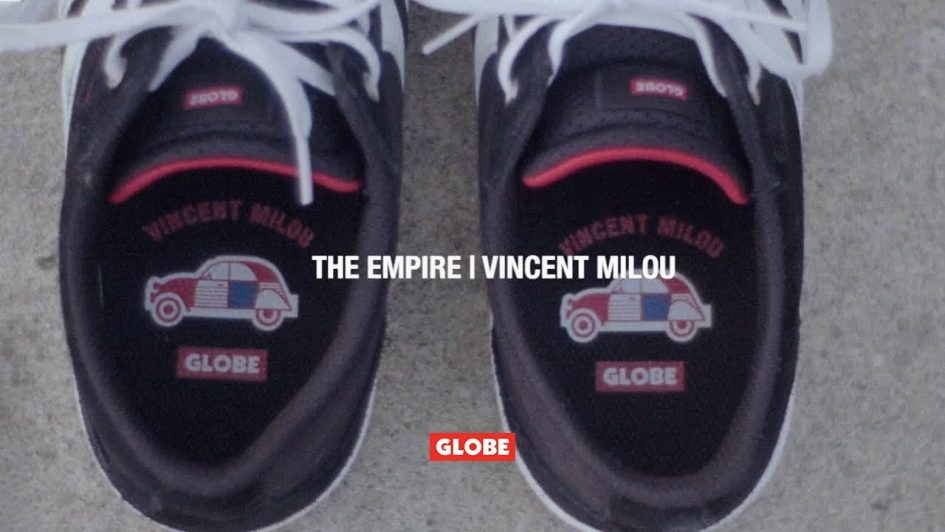 The Empire Vincent Milou Colorway | Globe Brand