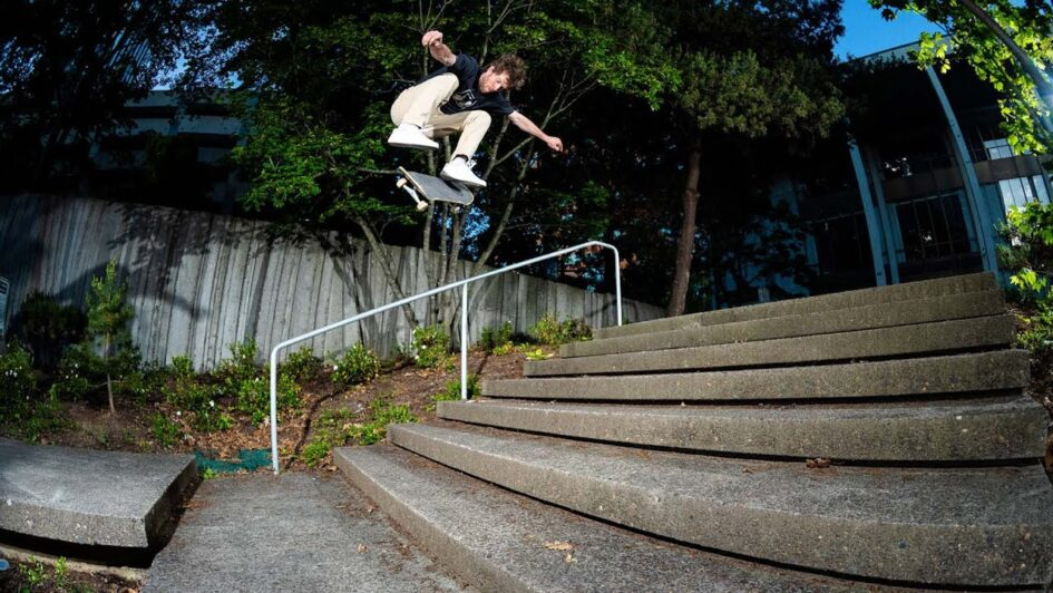 Silas Baxter-Neal's «Open Sequence» Part