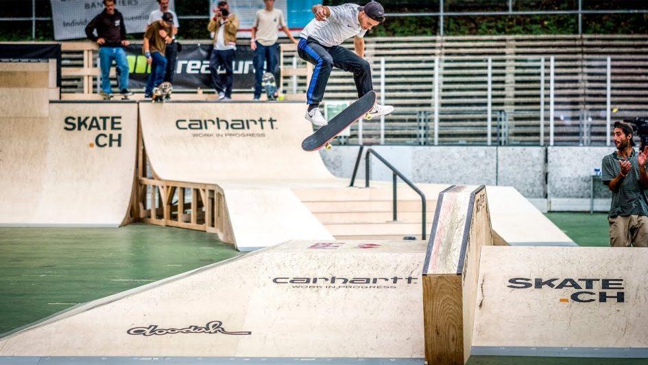 ESC Basel European Open Skateboardin