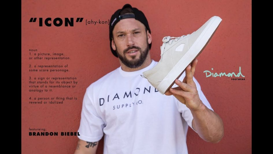 Brandon Biebel Diamond Footwear « ICON Part »