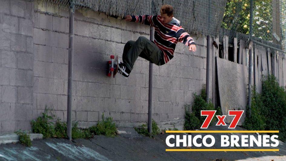 Chico Brenes' «7×7» Part