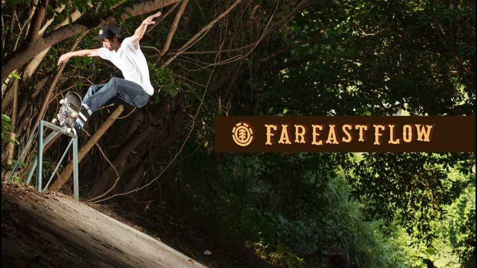 Ryo Sejiri – 'FAR EAST FLOW'