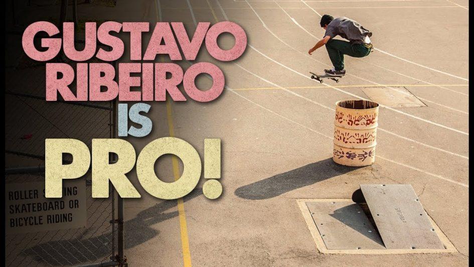Gustavo Ribeiro's PRO Part | «Nine To Five»