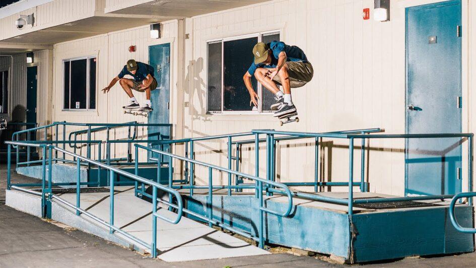 Louie Lopez – Worldly Goods – Volcom Skate