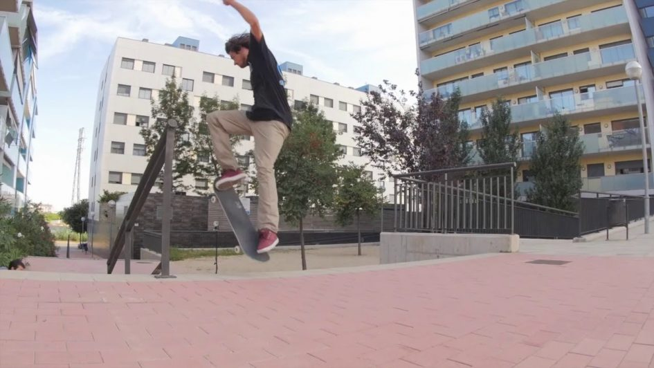Trevor McClung's Blood Shot Part