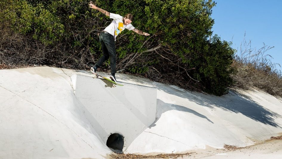Riley Hawk's « Shep Dawgs 5 » Part