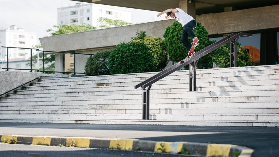 Vincent Milou Free Part