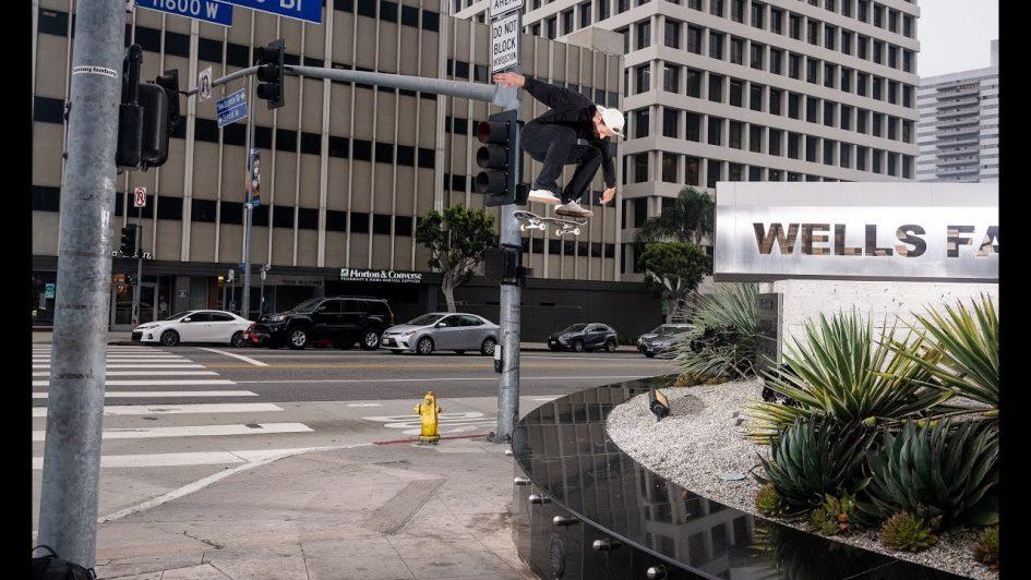 Walker Ryan's «Wilshire Wonderland» Video